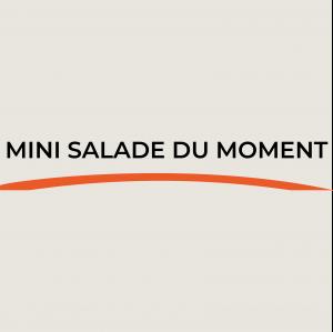 Mini salade du moment