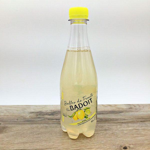 Badoit citron