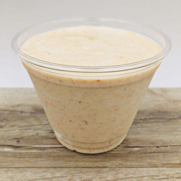 Fromage blanc à la crème de pruneaux
