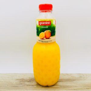 Bouteille Granini orange