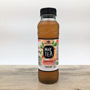May Tea thé noir infusé à la pêche blanche