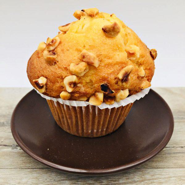 Muffin caramel