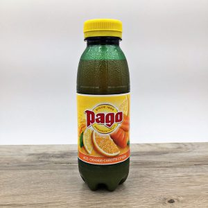 Pago ace orange, carotte et citron