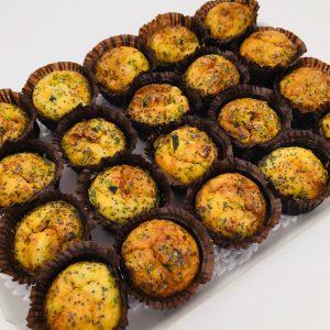 muffin salée