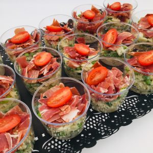 Mini salade