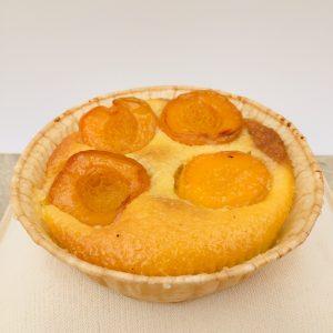 Sablé abricots